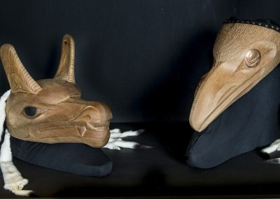 ART Calvin Morberg Masks Archbould WEB
